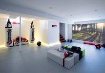 Home Boxing Gym Design Ideas
