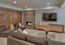 Modern Basement Design Ideas