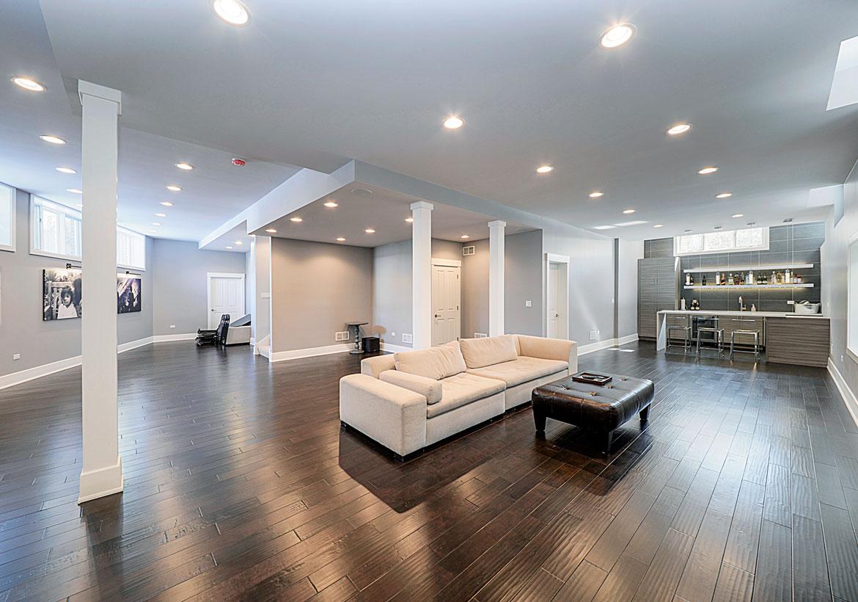 72 Really Cool Modern Basement Ideas   Luxury Home ...