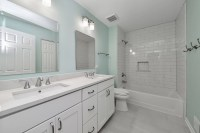 Pete & Mary's Hall Bathroom Remodel Pictures | Home ...