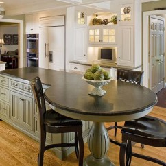 Long Kitchen Island With Seating Green Appliances 70 Spectacular Custom Ideas Home
