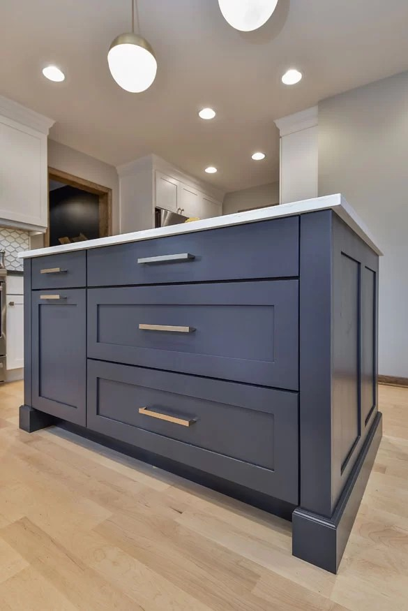 custom kitchen islands inset cabinets 70 spectacular island ideas home remodeling sebring services