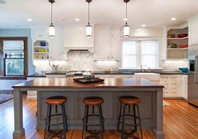 70 Spectacular Custom Kitchen Island Ideas | Home ...
