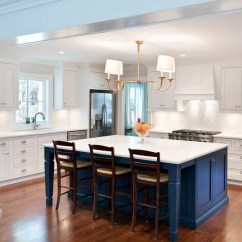 Custom Kitchen Islands Wolf Ranges 70 Spectacular Island Ideas Home Remodeling Sebring Services