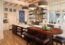 Custom Kitchen Island Ideas