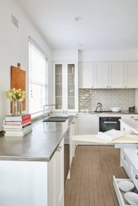 Sleek Stainless Steel Countertop Ideas Guide | Home ...