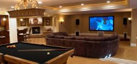 Gaming and Pool Table Room Sizes | Home Remodeling ...