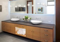 From a Floating Vanity to a Vessel Sink Vanity: Your Ideas