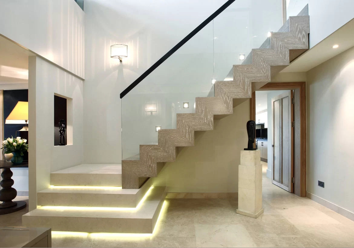 95 Ingenious Stairway Design Ideas For Your Staircase Remodel | New Home Stairs Design | Beautiful | Entrance | Iron | Stairway | Wall