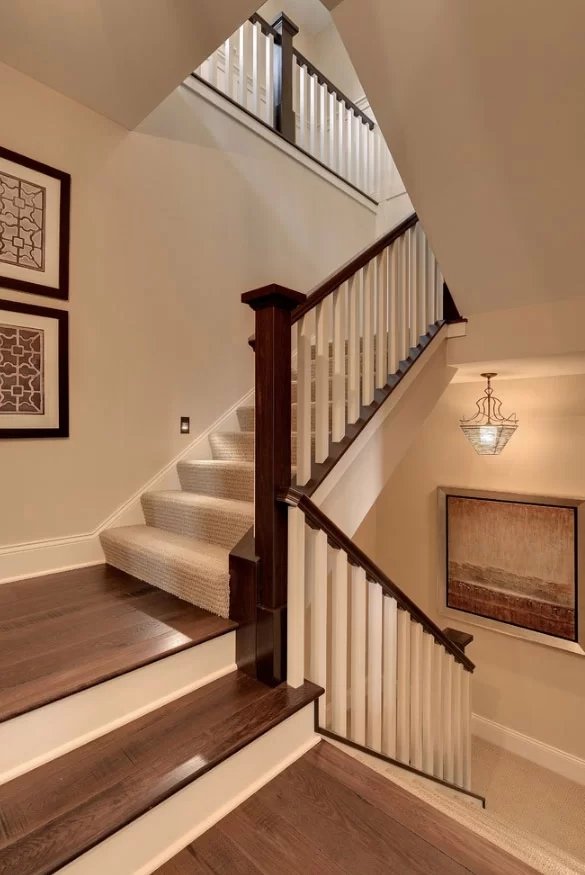 95 Ingenious Stairway Design Ideas For Your Staircase Remodel   Design For Stairs At Home   Stair Case   Staircase Remodel   Stairway   Living Room   Handrail