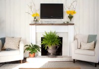Mantel Ideas for a Warm & Cozy Fireplace