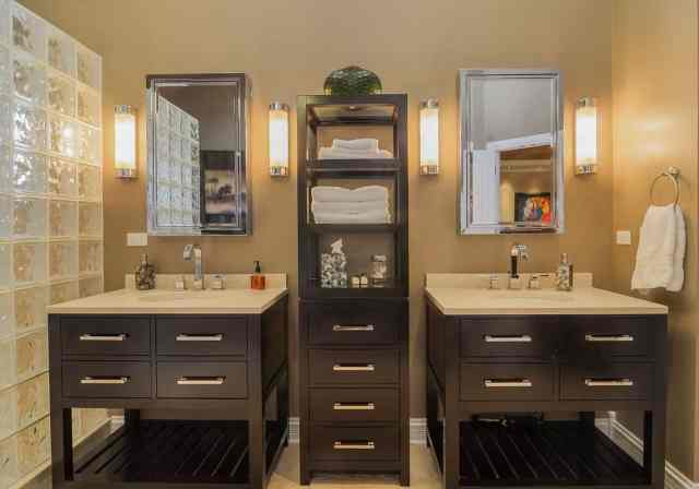 Mirror Bathroom Cabinet With Lights