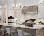 white transitional kitchens