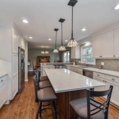 How Much Is A Kitchen Remodel Island With Butcher Block Transitional Designs You Will Absolutely Love ...