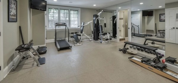 47 Extraordinary Home Gym Design Ideas Home Remodeling