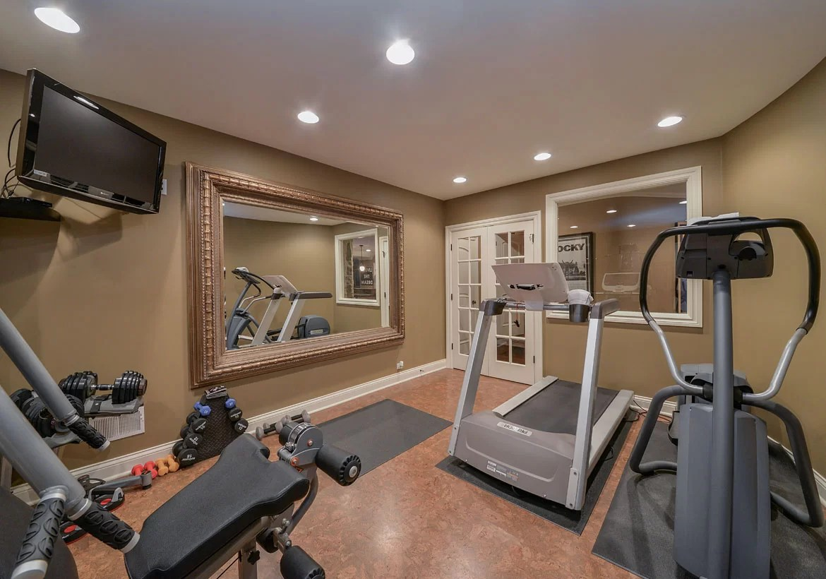 Home gym design ideas basement simple steps for creating the