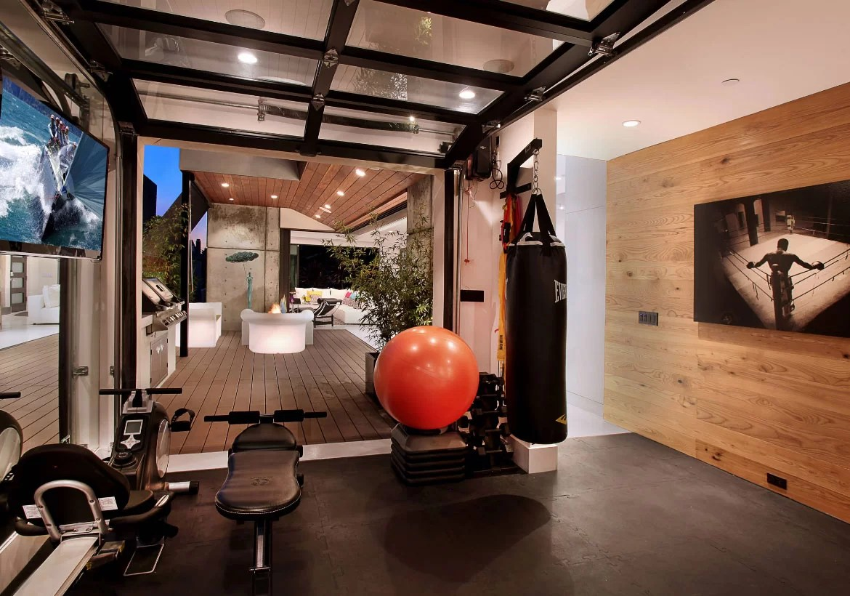 Home Gym Design Ideas Home Design Ideas