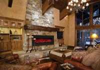 Modern Electric Fireplaces to Warm Your Soul | Home ...