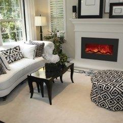 Living Room Fireplaces Black High Gloss Furniture Uk Modern Electric To Warm Your Soul Home Remodeling Sebring Design Build