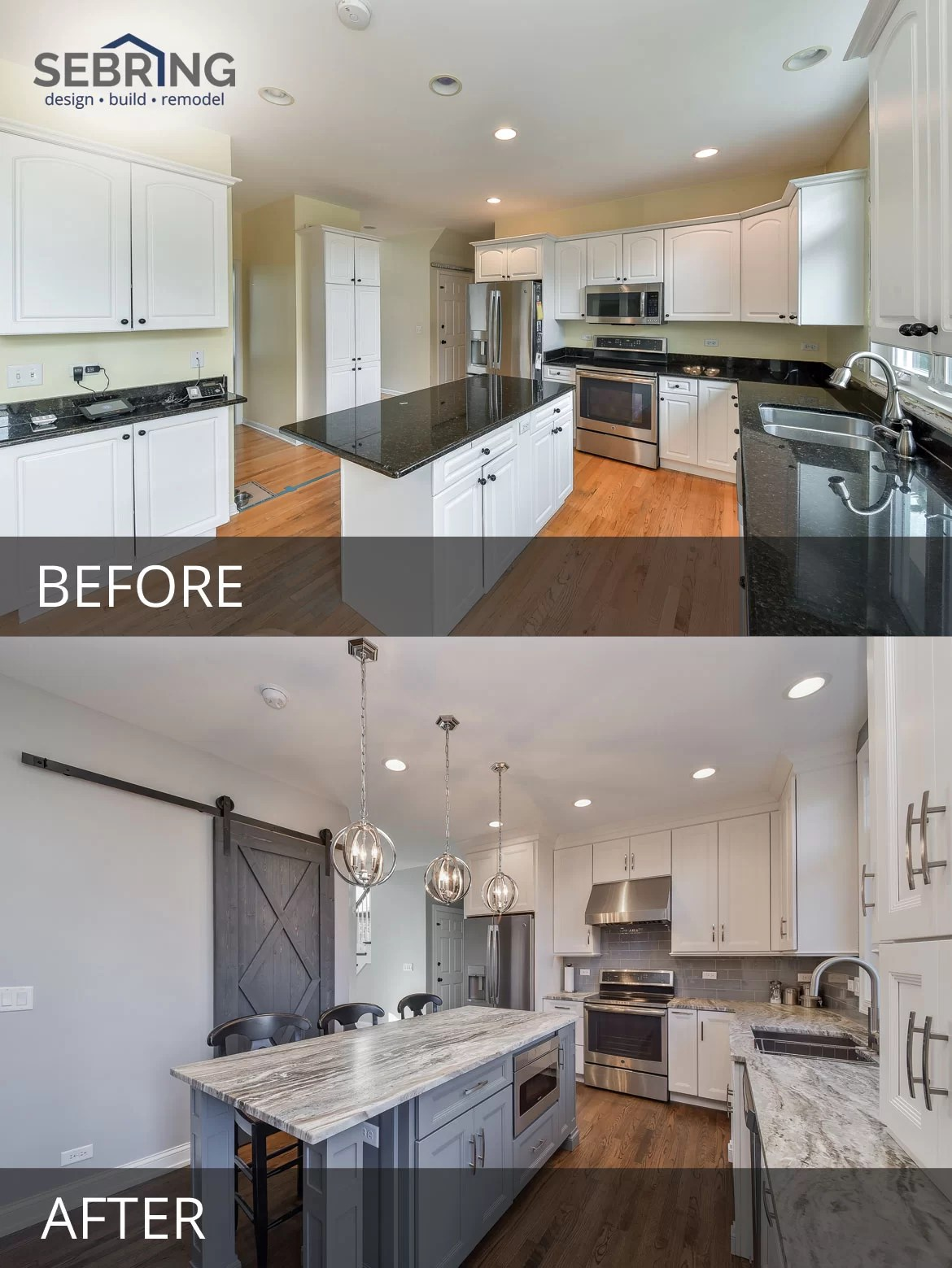 Kais Kitchen Before  After Pictures  Home Remodeling