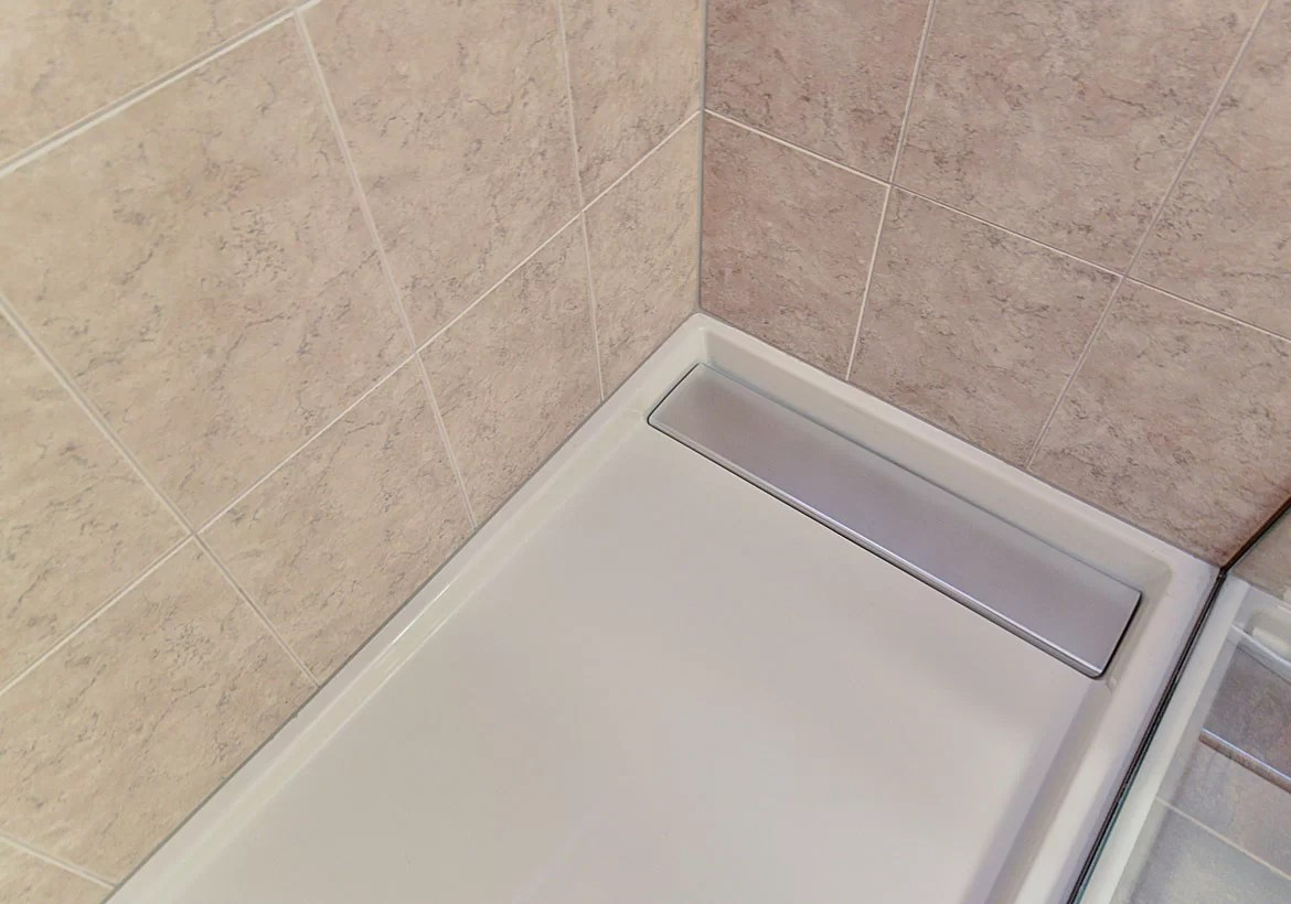 Shower Floor Ideas: Which Linear Drain to Choose
