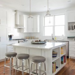 Small Kitchen White Cabinets Outdoor Kitchens Tampa Fl 35 Fresh Ideas To Brighten Your