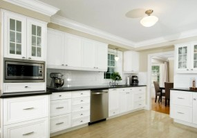 What is a Kitchen Soffit and Can I Remove It   Home ...