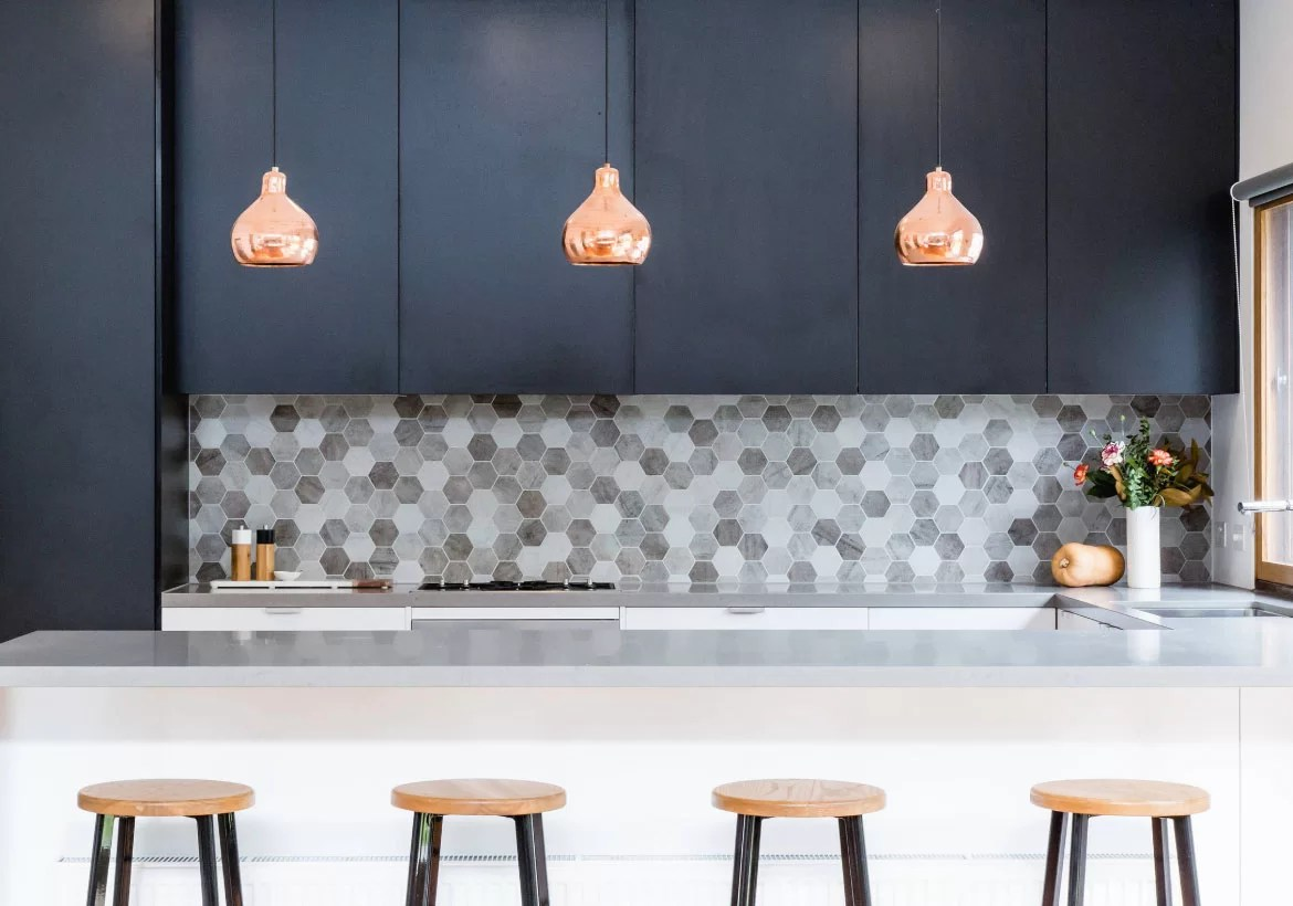 desirable tile shapes and patterns