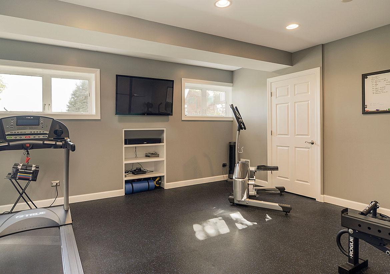 Best Home Gym Flooring  Workout Room Flooring Options