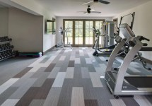 Best Home Workout Room Flooring for Gym
