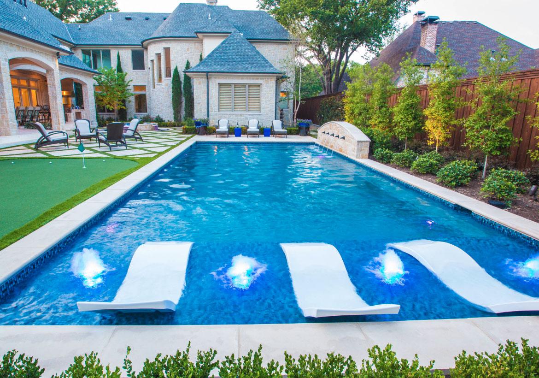 Backyard Pool Design Ideas Novocom Top