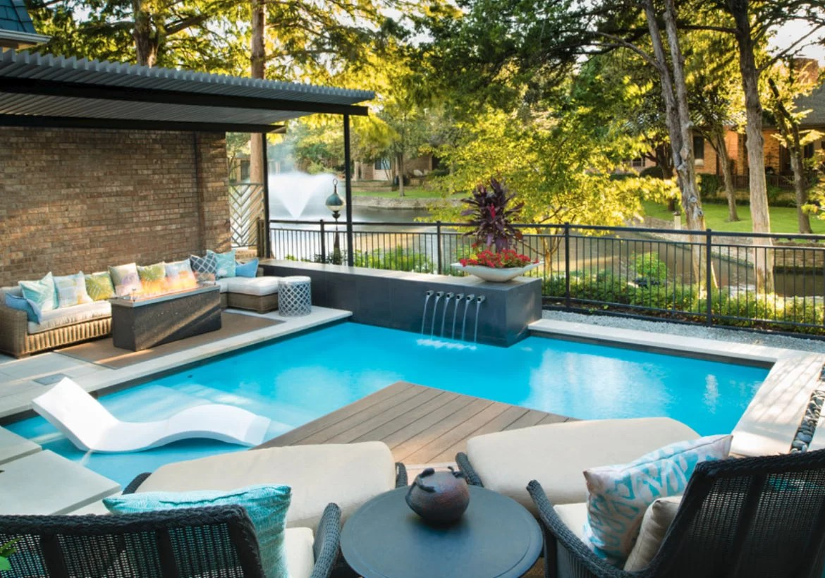 63 Invigorating Backyard Pool Ideas  Pool Landscapes Designs  Home Remodeling Contractors