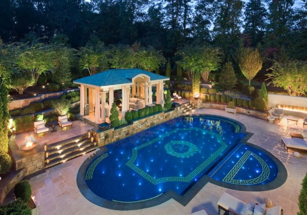 invigorating backyard pool ideas