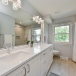 Brian Karen S Hall Bathroom Remodel Pictures Home