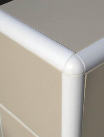 tile edge trim ideas sebring design build