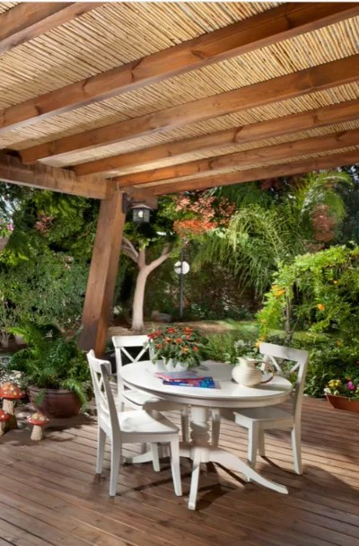 39 covered patio roof design ideas