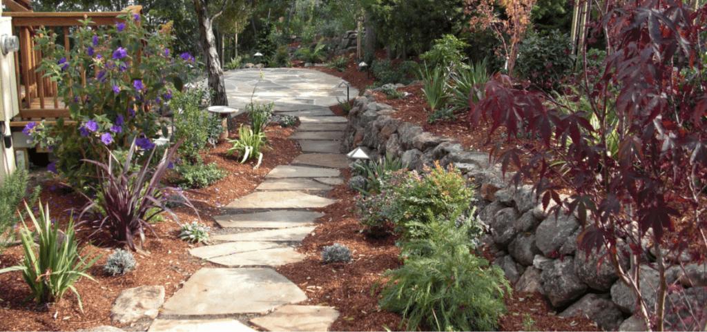 31 flagstone walkway design ideas