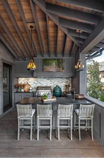 69 outdoor kitchen bar ideas