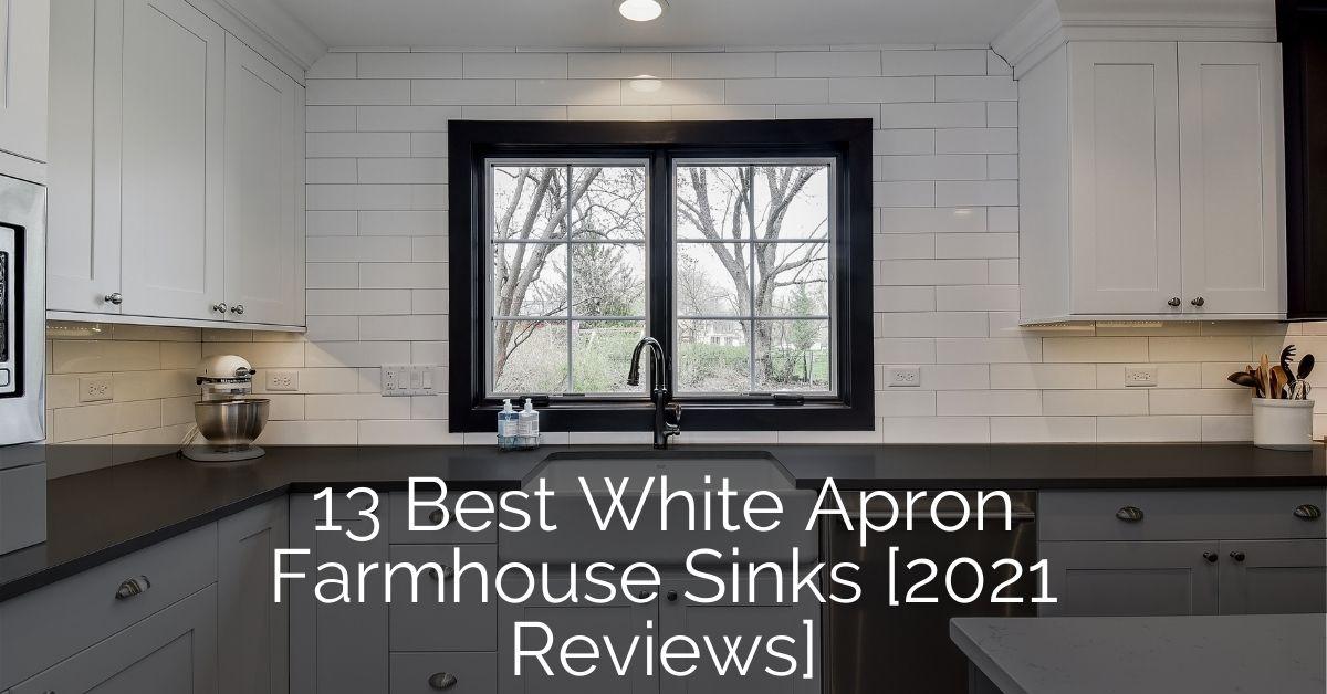 13 best white apron farmhouse sinks