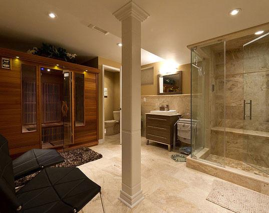 45 Amazing Luxury Finished Basement Ideas Home