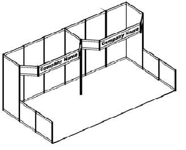 Trade Show Exhibit Rental: Generic Booth or Branded Booth?