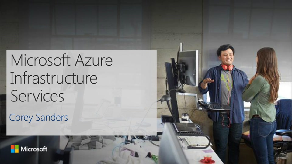 An Overview of Azure Infrastructure Services IaaS