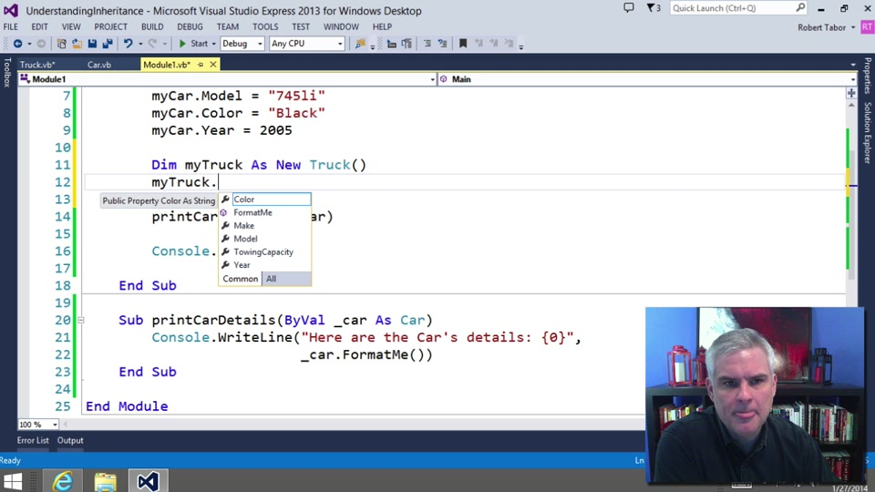 Visual Basic Fundamentals For Absolute Beginners 17