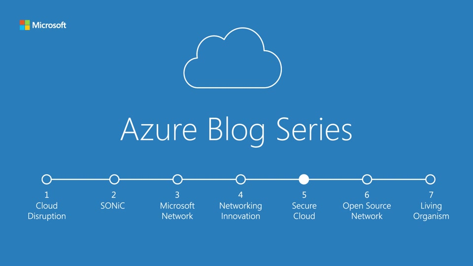 Azure Network Security  Azure  Channel 9