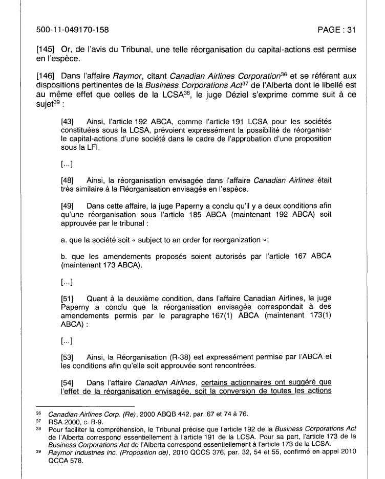 Elle A Permis Ou Permise : permis, permise, Aurora, Cannabis, Inc.:, Exhibit, 99.33, Filed, Newsfilecorp.com