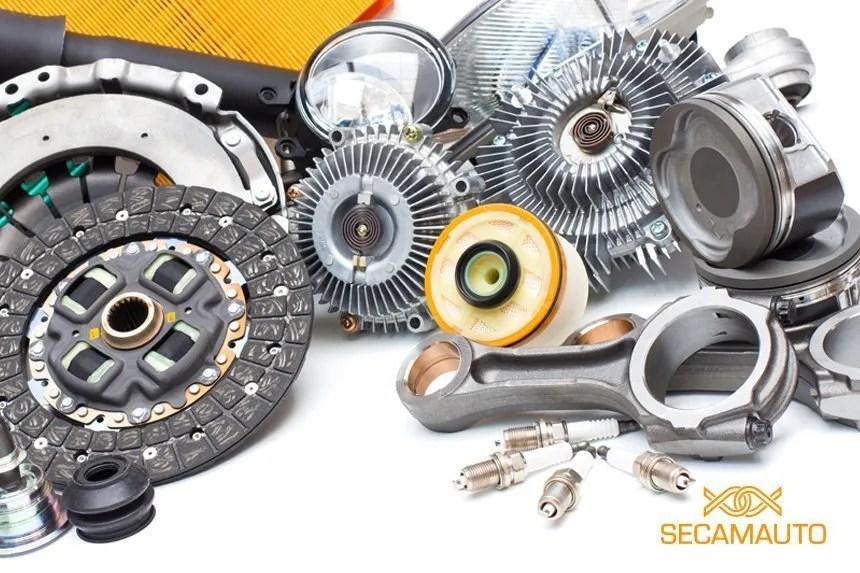 A importância de escolher as peças automóveis na Secamauto