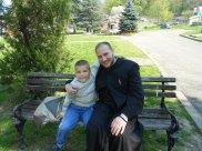 Otac Ivan i mali Petar