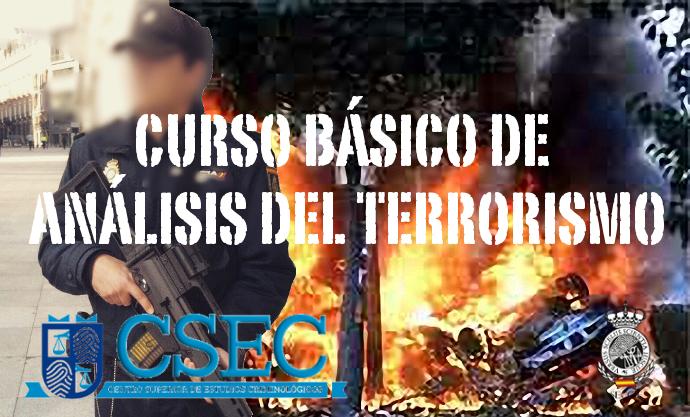 curso terrorismo