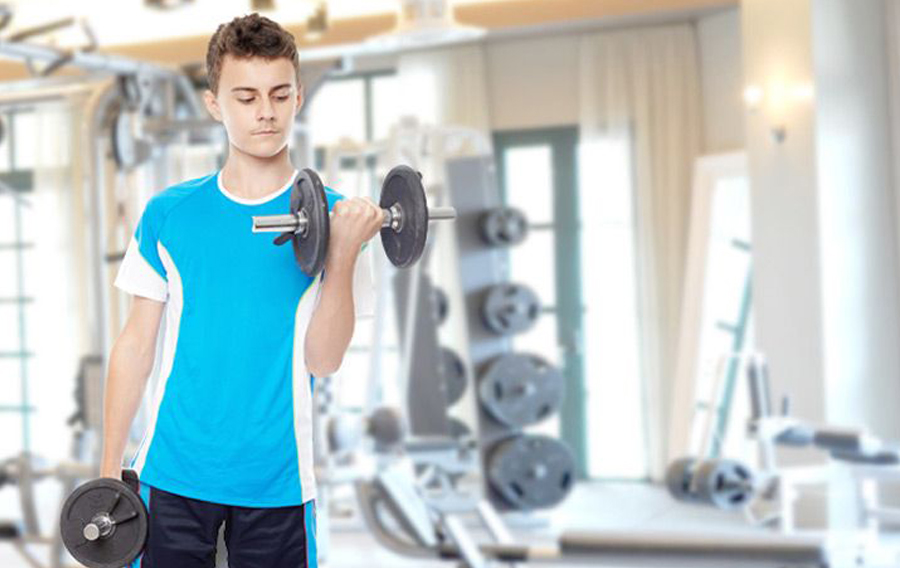 Muscle And Power Top 5 Strength Training Tips For Teens