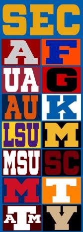 SEC Football Games Online